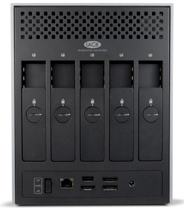 LaCie now offering a killer 7.5TB NAS - 5big Network