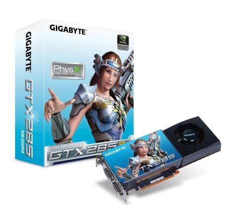 GIGABYTE Launches 55nm GTX 285 GV-N285-1GH-B