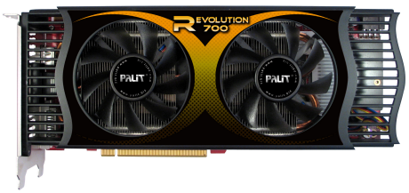 Palit makes first custom designed HD 4870 X2