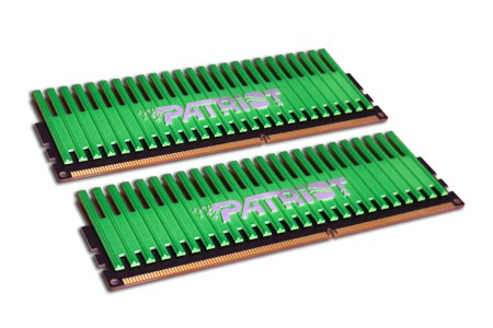 Patriot releases 4GB DDR3 PC3-16000 Viper Kit