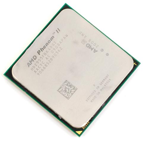 AMD let loose Phenom II X4 955 Black Edition CPU
