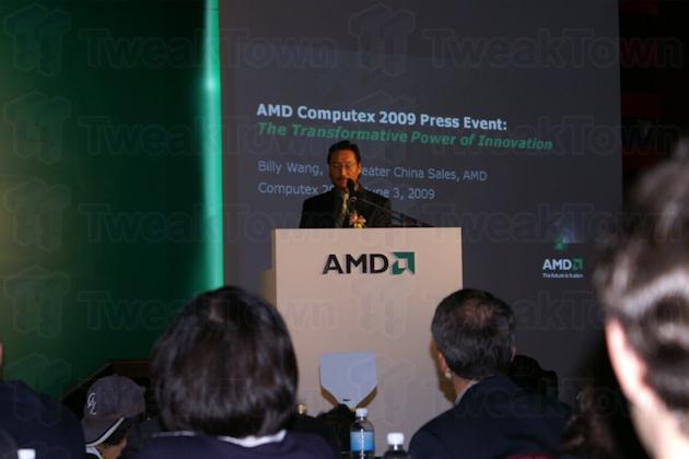 AMD Fusion Press Conference - The future is Fusion
