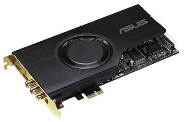 ASUS Xonar HDAV 1.3 sound card