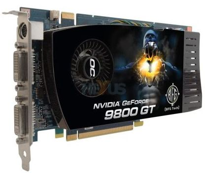 BFG GeForce 9800 GT