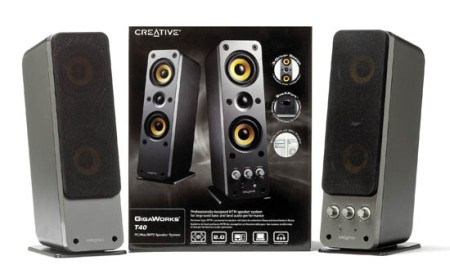 Creative GigaWorks T40 Speaker Kit