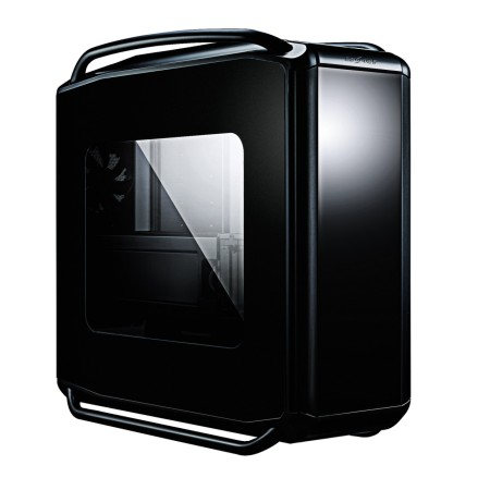 Cooler Master Black COSMOS gets pixelated