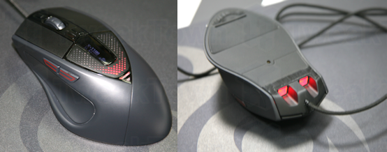 Hands-on video - CM Storm Sentinel Advance gaming mouse