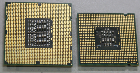 We got our hands on a Core i7 Nehalem CPU (pics)