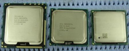 Intel Core i7 Extreme 965 unboxing shots