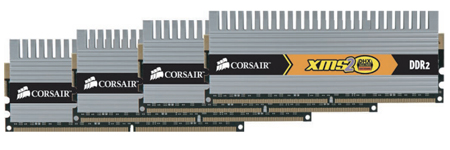 Corsair launching 8GB low latency RAM kit soon?