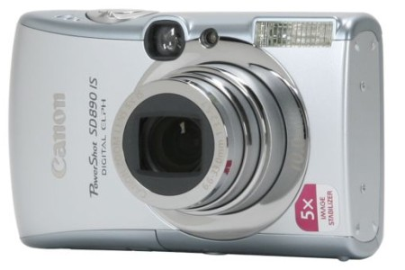 Deal of the Day: Canon PowerShot SD890 10MP Cam
