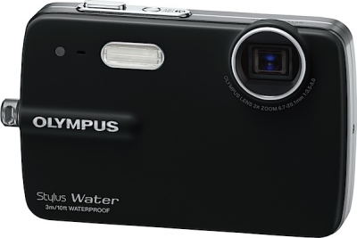 Deal of the Day: Olympus Stylus 550WP 10MP W/P Camera
