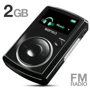 Deal of the Day: Sandisk Sansa Clip 2GB MP3 Player