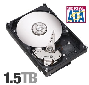 Deal of the Day: Seagate Barracuda 1.5TB HDD