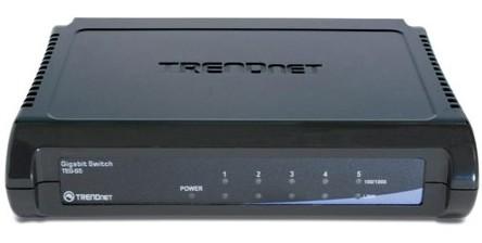 Deal of the Day: TRENDnet TEG-S5 5-Port Gigabit Switch