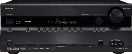 Deal of the Day: Onkyo Black TX-SR606 Amp