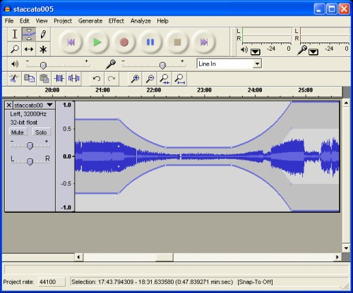 Download of the Day: Audacity 1.3.8 Beta
