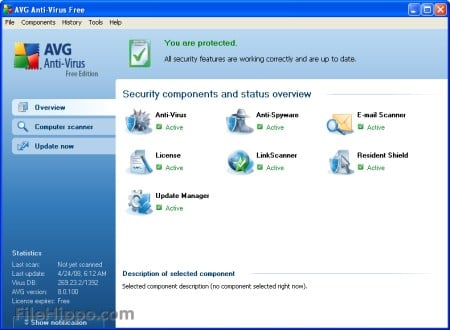 Download of the Day: AVG Free Edition 8.5.278