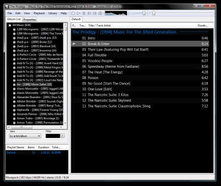 Download of the Day: foobar2000 0.9.6.4