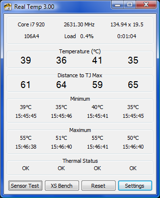 Download of the Day: Real Temp 3.00