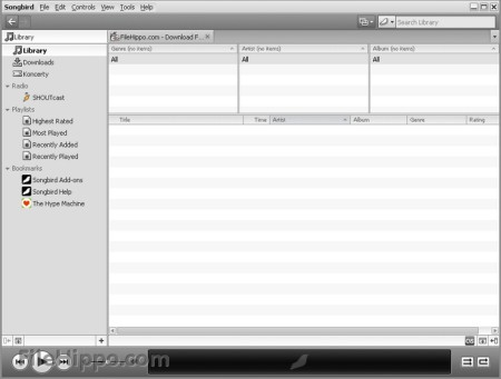 Download of the Day: Songbird 1.1.1