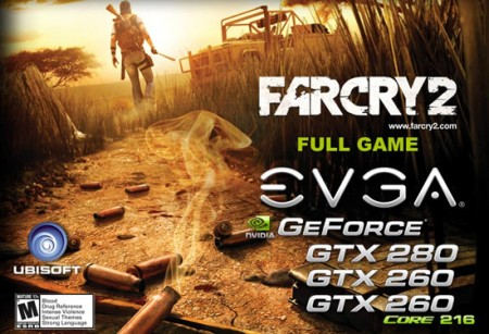 EVGA and XFX now offering Far Cry 2 deals