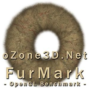 oZone3D FurMark OpenGL Benchmark updated
