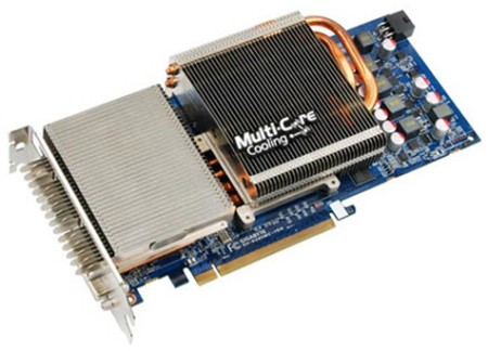 GIGABYTE unveil passively cooled Radeon HD 4850