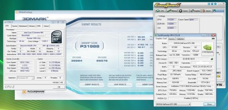 GIGABYTE kick off Core i7 with WR Vantage run