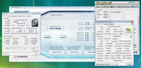 GIGABYTE kick off Core i7 with WR Vantage run