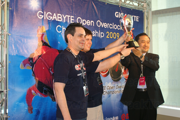 GIGABYTE GO OC final results are in