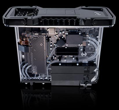Hardcore Reactor PC uses liquid submersion