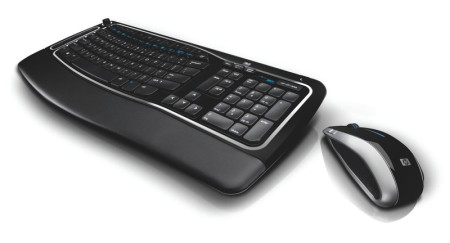 HP surprises with new keyboard and mice