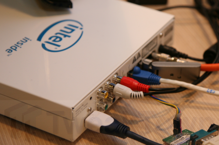 Intel shows power of SSDs with IPTV HD stream demo
