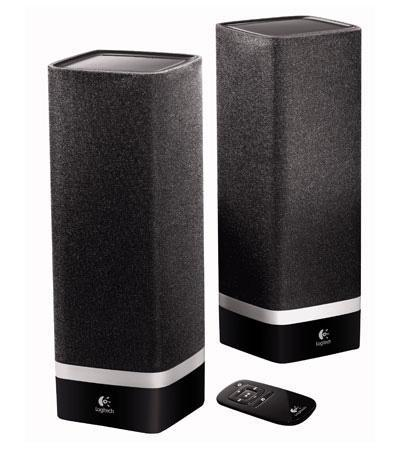 Logitech unveil omnidirectional Z-5 speakers