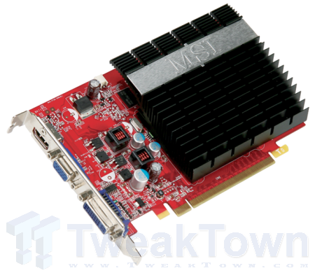 An early look at MSI upcoming GeForce 9400GT cards