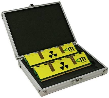 Mushkin releases Radioactive memory kit
