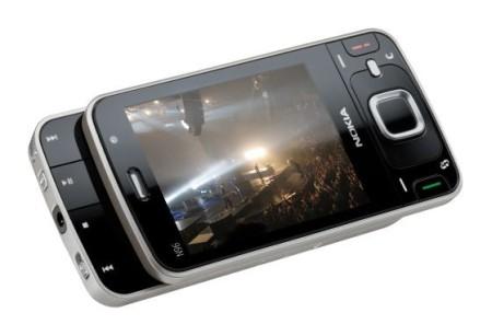 Nokia N96 now shipping