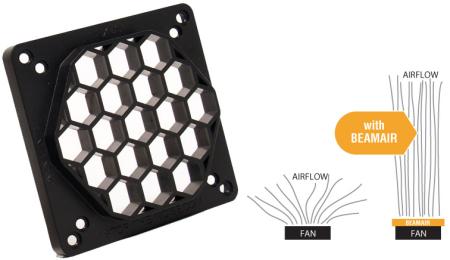 Nexus increase case fan airflow for just €4.35