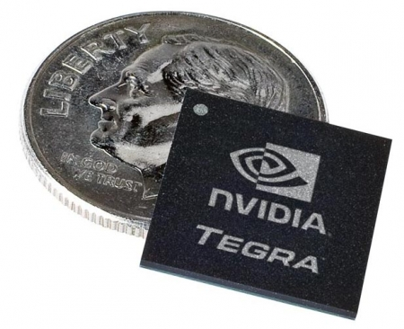 nVidia talks about Tegra SoC