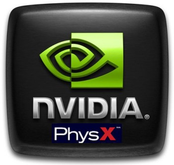 New NVIDIA PhysX drivers released