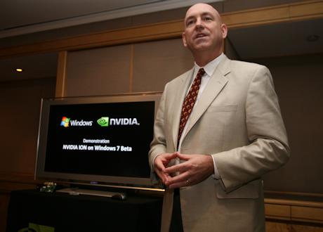 NVIDIA demo Windows 7 multi-tasking on ION (video)
