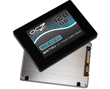 OCZ smashes prices on its Core Series 64GB SSD