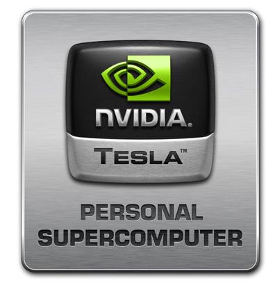 NVIDIA Tesla Makes Personal SuperComputing A Reality