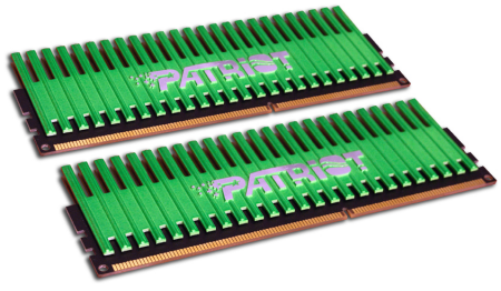 Patriot Releases 4GB DDR3 PC3-16000 Low-Latency Viper Series Memory Kits