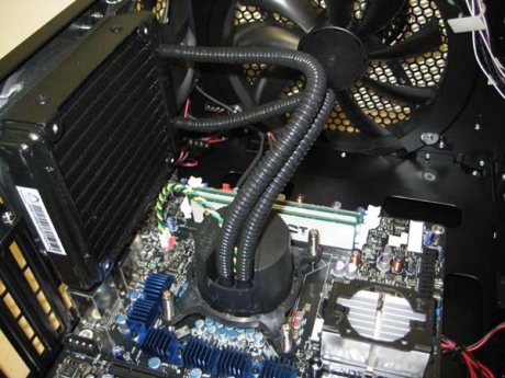 ASETEK PROVIDES LIQUID COOLING SOLUTION FOR INTEL'S NEW, POWERFUL CORE i7 FAMILY OF EXTREME PROCESSORS
