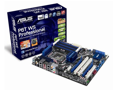 ASUS P6T WS Professional Workstation Motherboard: The Best Energy-saving Choice for Multiple Storage Solutions