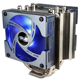 ASUS Triton 81 CPU Cooler Supports Latest Intel LGA 1366 Chipsets