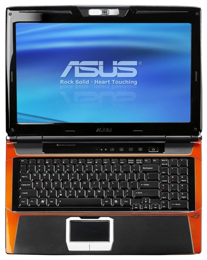 Muscle gaming with the ASUS G series gaming notebooks