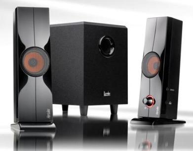 Hercules Delivers XPS 2.150 Multimedia Speaker System